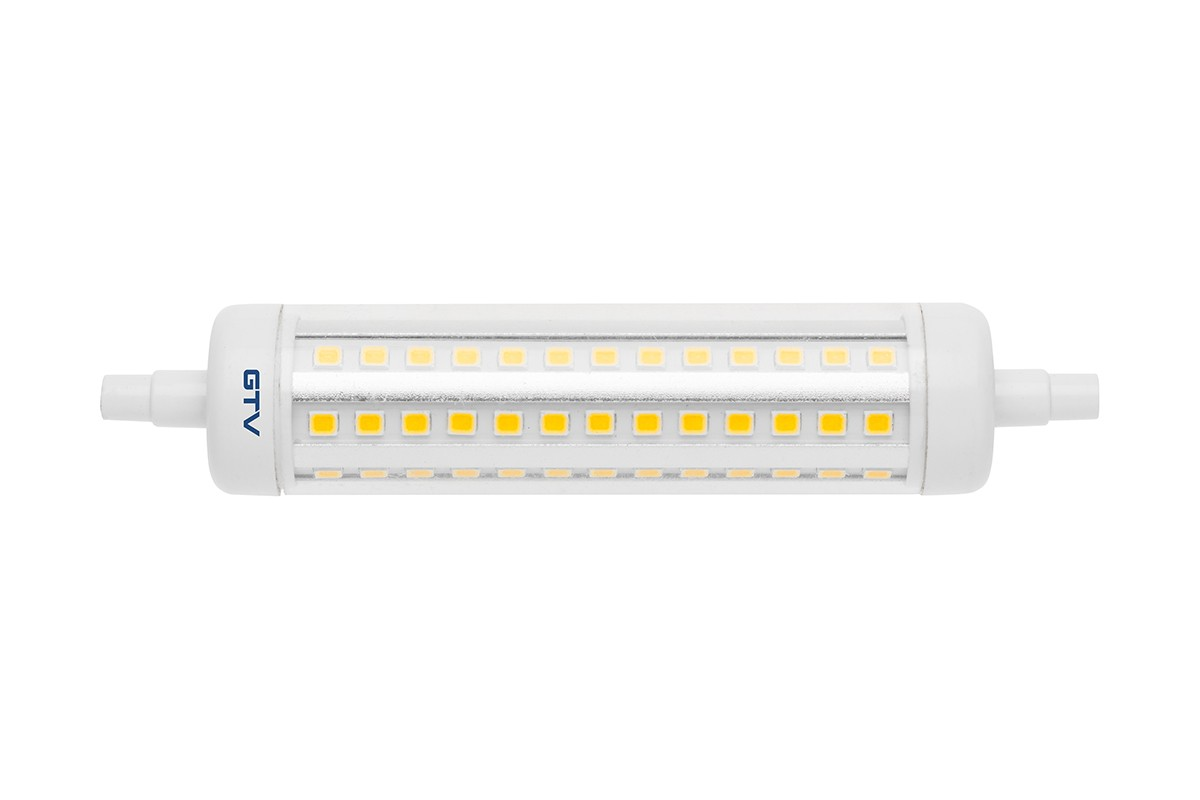 LED SIJALKA R7s J118 10W (65W) nevtr. bela - 4000K