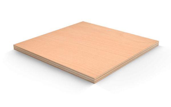 Vezane plošče OKOUME B/BB 2500 x 1220 mm