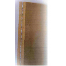 MDF alupan plošče 2130 x 1000 mm, debeline 4,5 mm