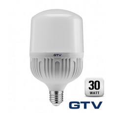 LED SIJALKA 30W E27 F100 nevtralno bela - 4000K