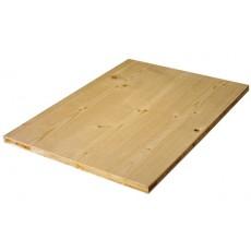 Masivne smrekove plošče B/B 5050 x 1220 mm, enoslojna