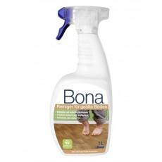 Bona čistilo za oljena tla z razpršilko