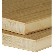 Panel plošče furnirane 2500 x 1220 mm, debeline 19 mm