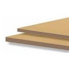 Vezane plošče BREZA BB/CP 2500 x 1250 mm