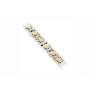 LED TRAK 3528, 120 LED/m, hladno bela - 6500K