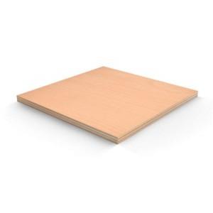 Vezane plošče OKOUME B/BB 3100 x 1530 mm